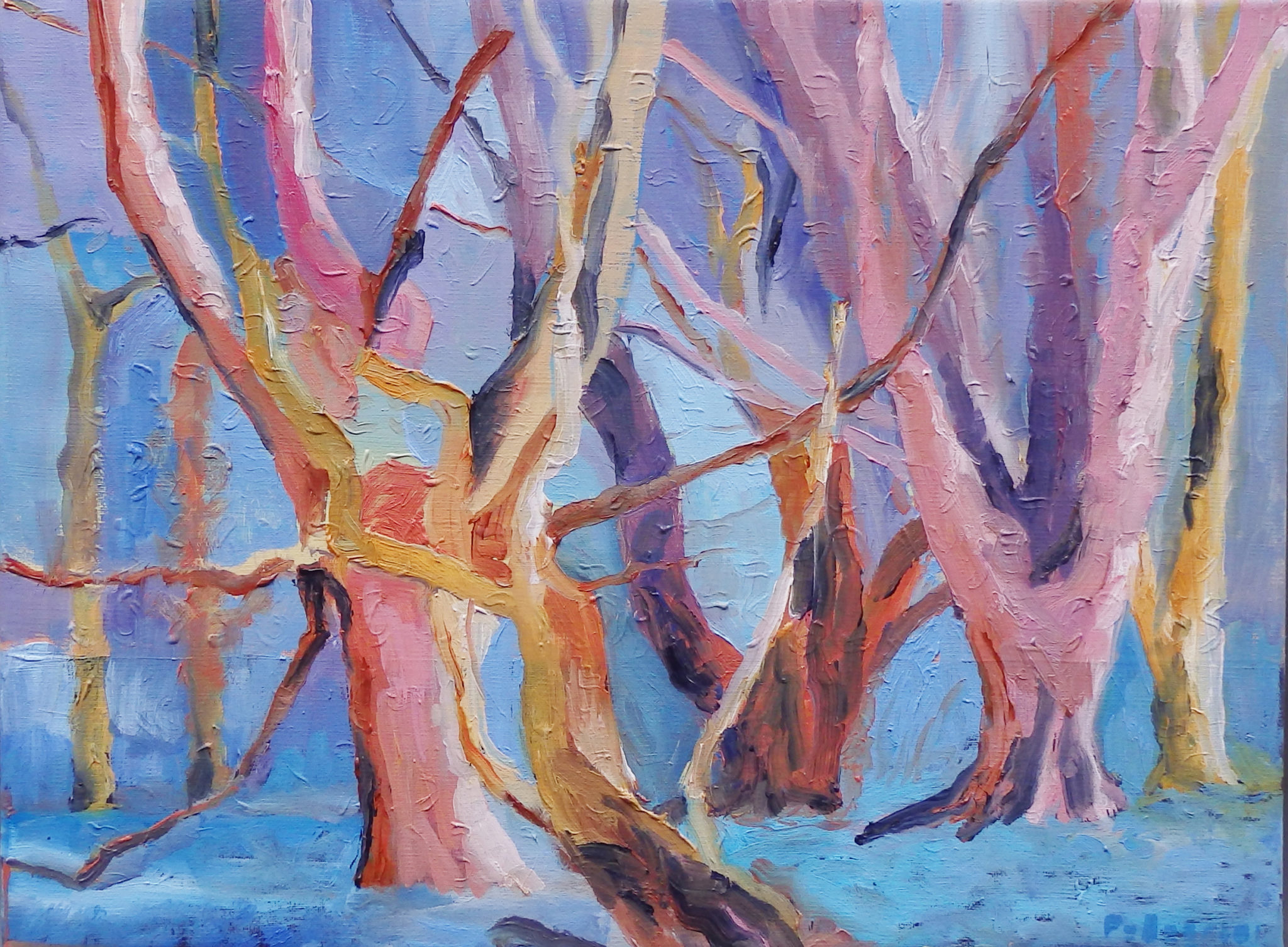 Trees II – Sold