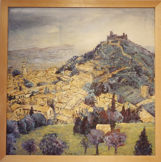 Assissi I – Sold